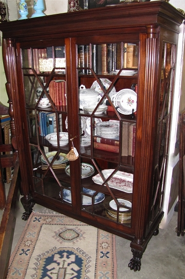 Potthast Furniture Bookcase Cabinet
