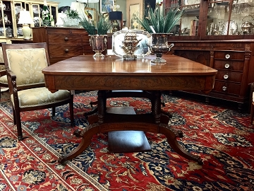 New York Federal  Dining Table